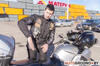 3 правила для мотоциклистов, чтобы не попасть в травмпункт