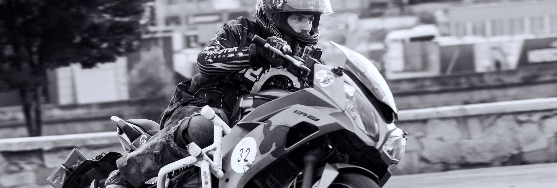 Руководитель мотошколы - профессиональный мотоспортсмен